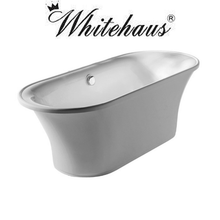 Online Whitehaus WHBL175BATH Bathhaus Oval Double Ended Freestanding Bathtub