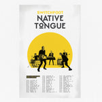 Native Tongue Live Poster