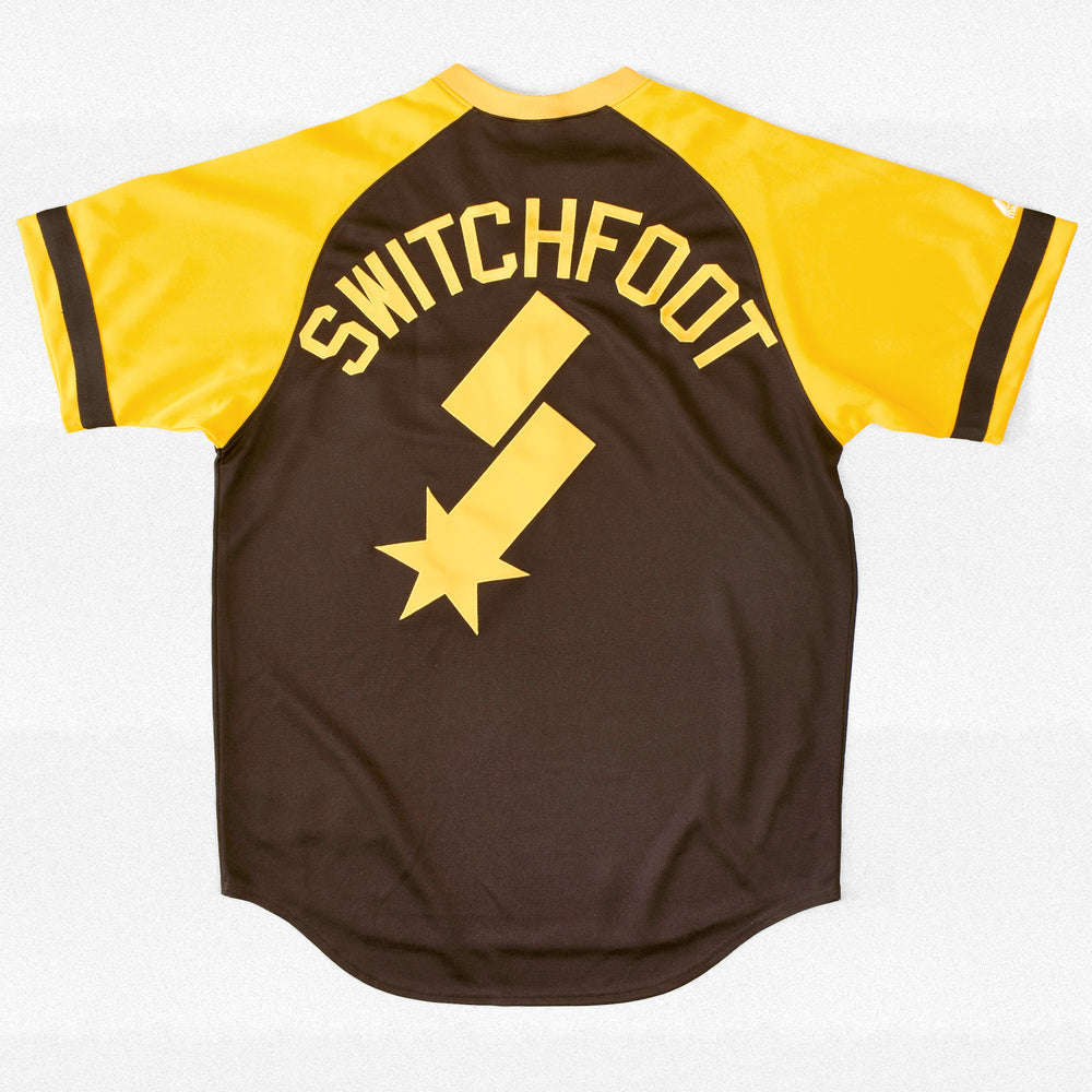 SF Collectors Padres Jersey