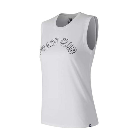 NEW BALANCE ESSENTIALS MUSCLE TANK - WT83590 - Ateaze Canada