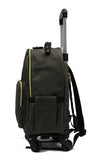 Chic Detachable Trolley Backpack
