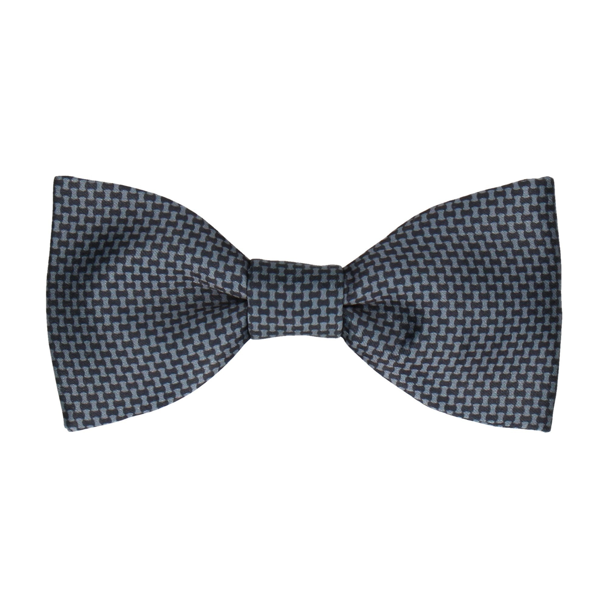 Melville in Black Bow Tie
