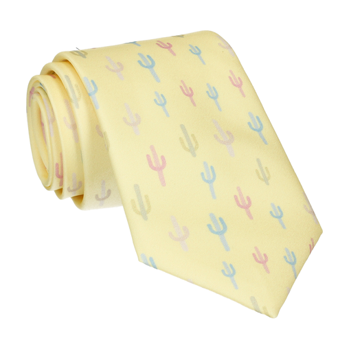Cacti in Lemon Tie