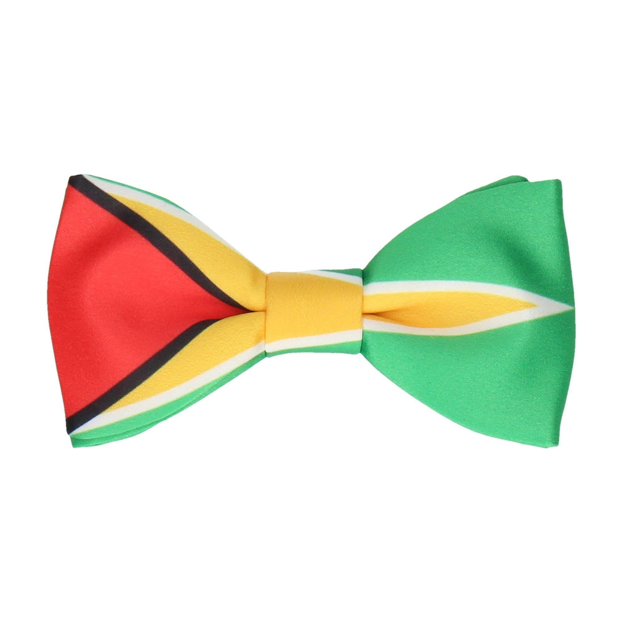 Flag of Guyana Bow Tie