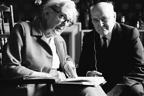 Sybil Thorndike & Lewis Casson 1969