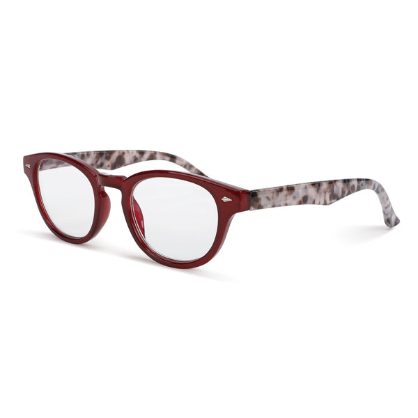 Red Leopard Fashion Readers