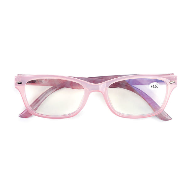 Blush Marble Fashion Readers