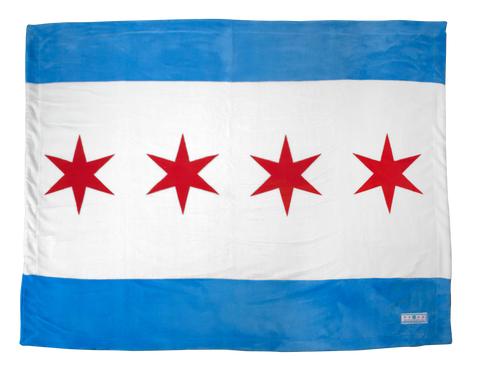 2017 Bucktown Fleece Blanket
