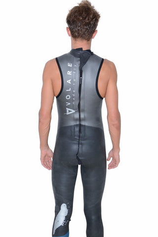 Triathlon Wetsuit Sleeveless Volare V2 Mens