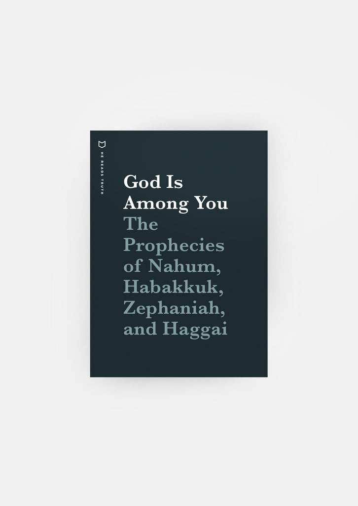 God Is Among You Legacy Book | He Reads Truth