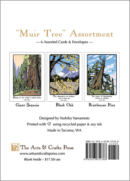 Muir Tree Assortment