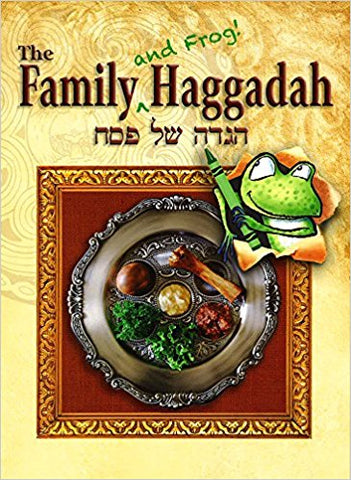 The Family (and Frog!) Haggadah by Ron Isaacs