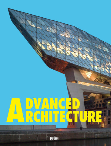 ADVANCED ARCHITECTURE 4,5,6 (3 Voll.)
