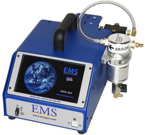 ON SALE NOW!!! EMS 5003 5 GAS EMISSIONS ANALYZER