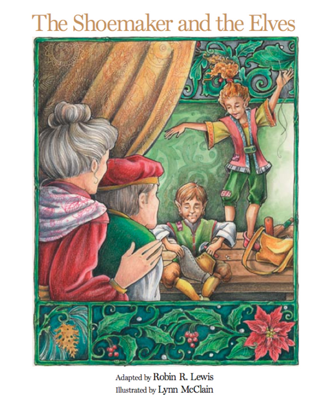The Shoemaker and the Elves - Hathaway House Books  - 1