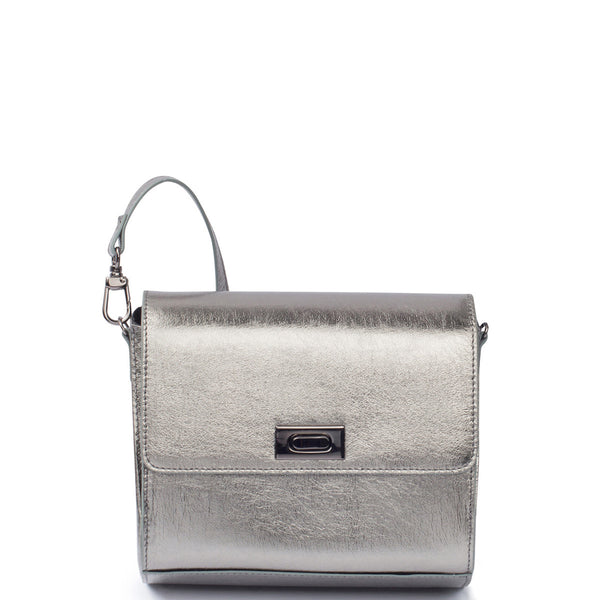 Sayer Bag, Pewter