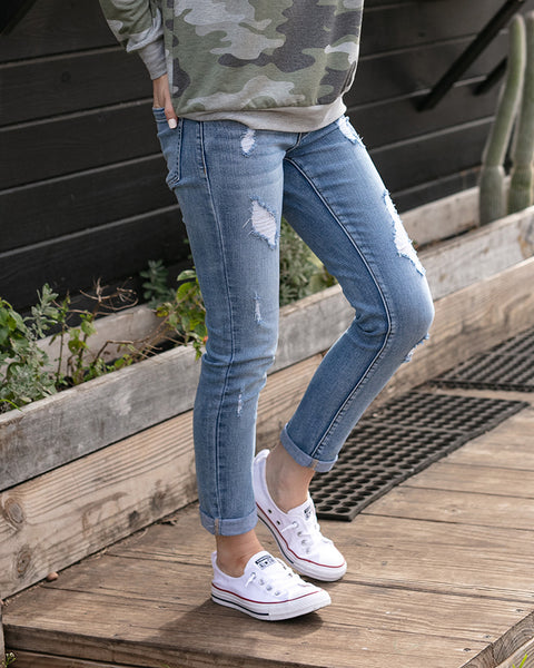 Grace and Lace Favourite Girlfriend Jeans