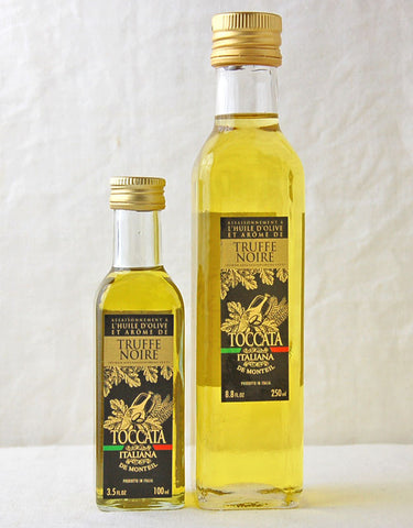 Wine Forest Wild Foods brings you Toccata Black Truffle Oil