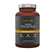 Neuro Focus Plus brain energy vitamins for focus and concentration