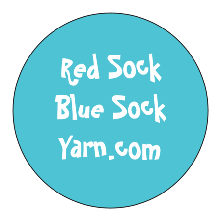 Red Sock Blue Sock Yarn Co