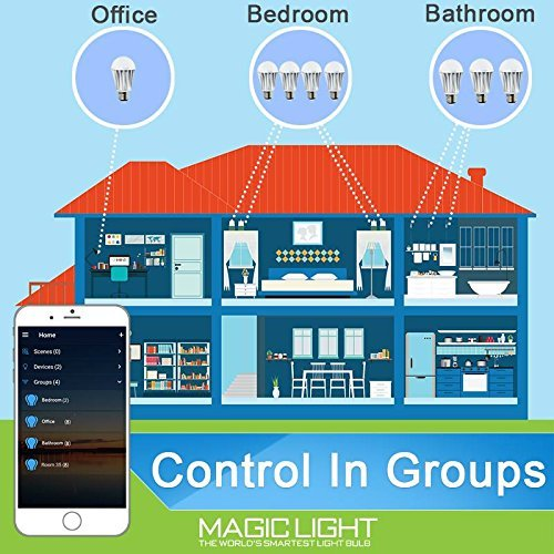 MagicConnect Bluetooth Mesh bulb 2 pack