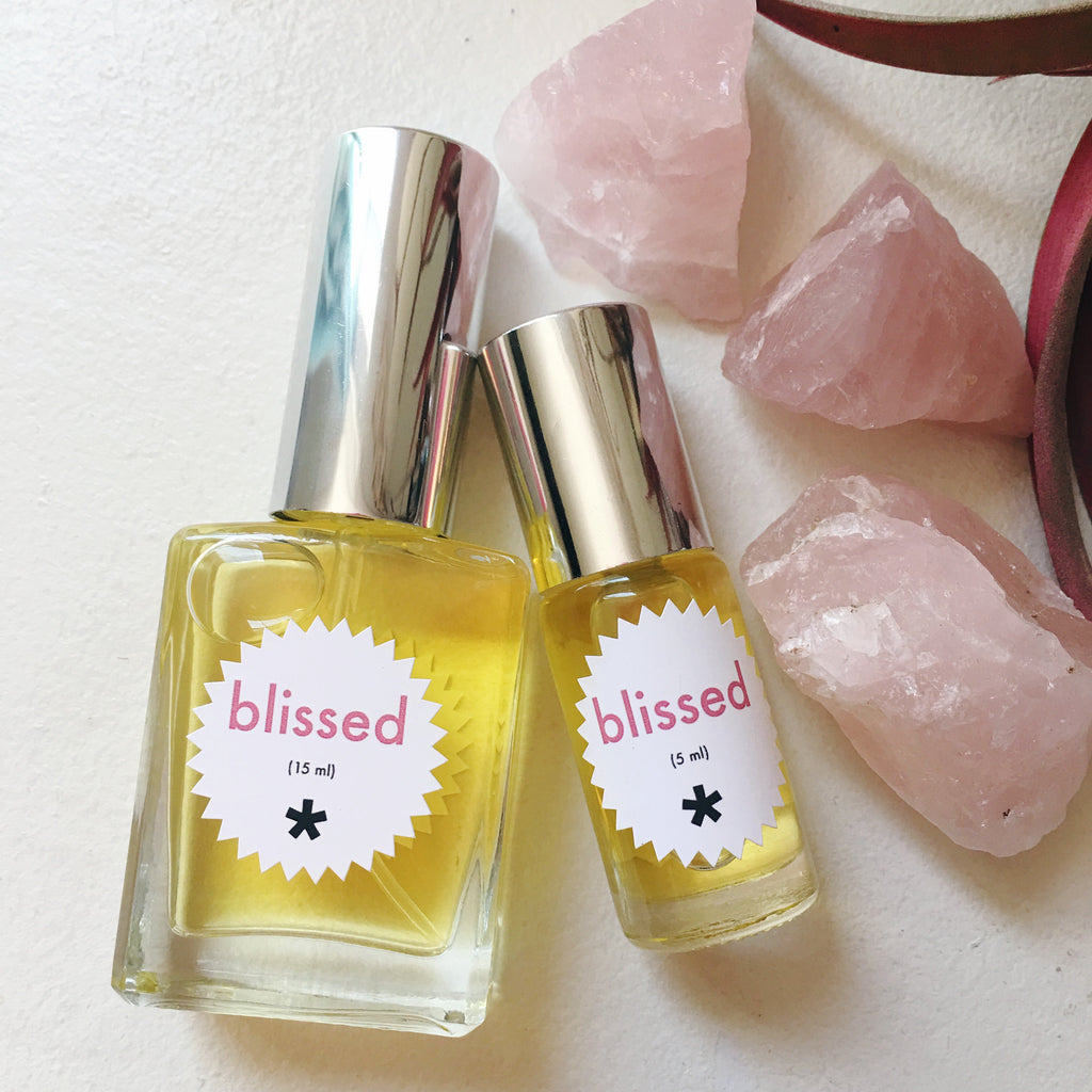 Get to know blissed perfume twinkle apothecary