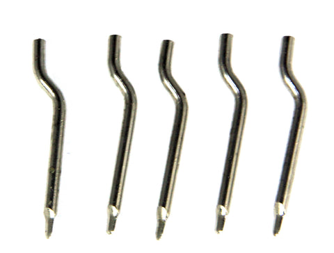Replacement Blades for Miller MK02 Round Cable Slitter (5 Pack)