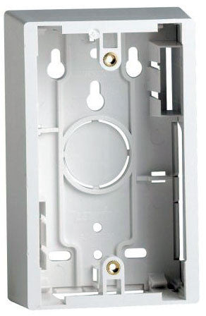 "Single Gang Surface Mount Backbox 1.45"" Deep, Mfr Leviton"