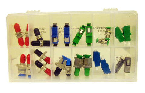 Adapter Kit (includes 24 adapters)