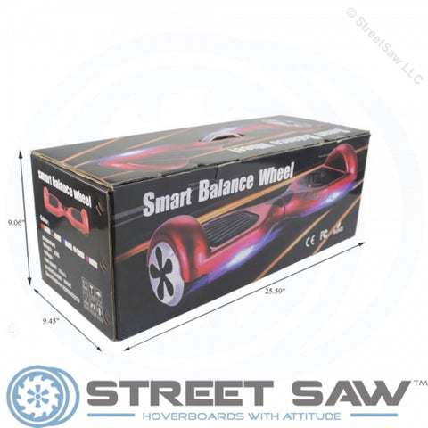 Image of 6.5 Inch Hoverboard Box