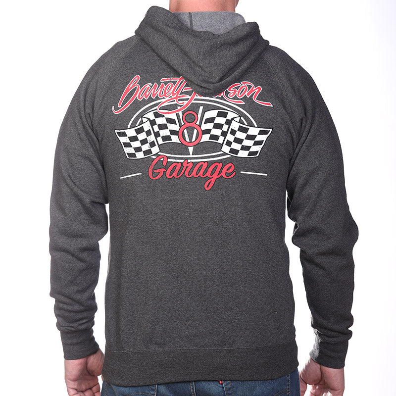 Men's Garage Full Zip