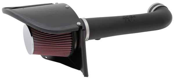 K&N Cold Air Intake 2012-2014 Jeep Wrangler 3.6L V6