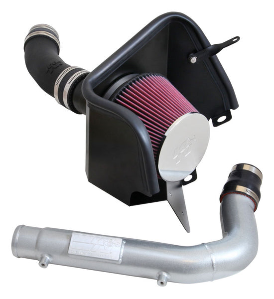K&N Cold Air Intake 2014-2015 Jeep Grand Cherokee V6 Turbocharged EcoDiesel (3.0L)