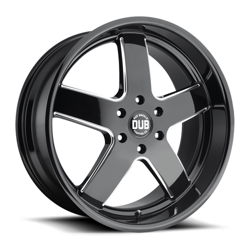 DUB One Piece Wheels Big Baller S223
