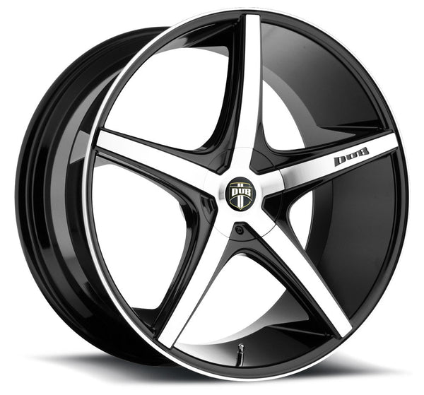 DUB One Piece Wheels Rio 5  S113