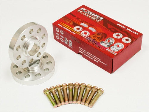 ICHIBA Version I Hubcentric Wheel Spacers 10mm Subaru / Scion / Sabb (5x100 / 56 Bore)