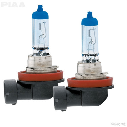 PIAA XTreme White Plus Twin Pack Halogen Bulb H11 55W