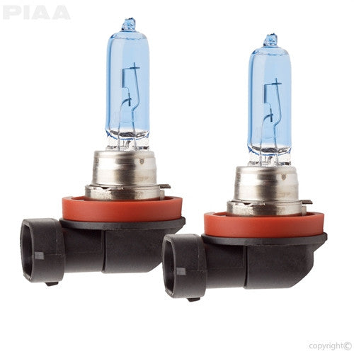 PIAA XTreme White Plus Twin Pack Halogen Bulb H9 65W