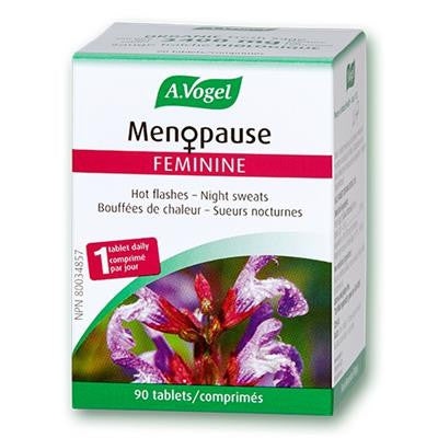 A.Vogel Menopause Feminine Hot Flushes 90 Tabs