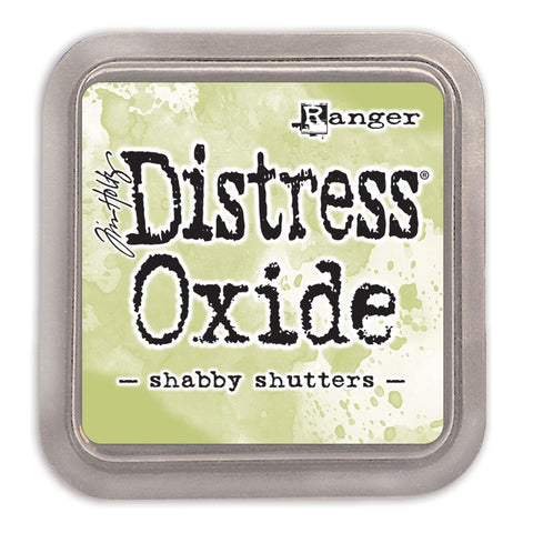 SHABBY SHUTTERS - Tim Holtz Distress Oxides Ink Pad