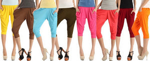Candy Color High Waist Thin Pants - J20Style - 2