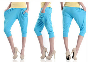 Candy Color High Waist Thin Pants - J20Style - 3
