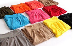 Candy Color High Waist Thin Pants - J20Style - 6