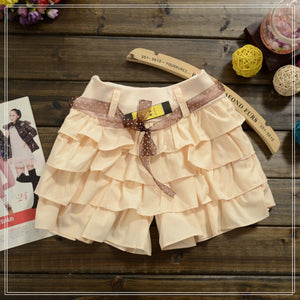 Casual Candy Color Short Skirts - J20Style - 3