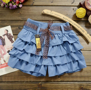 Casual Candy Color Short Skirts - J20Style - 7