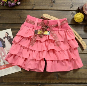 Casual Candy Color Short Skirts - J20Style - 8