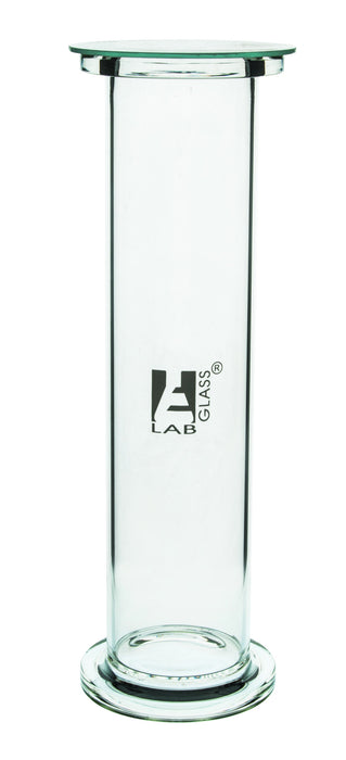 Gas Jar Borosilicate Glass, 15 cm