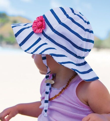 Millymook Baby Girls Bucket Hat - Skipper
