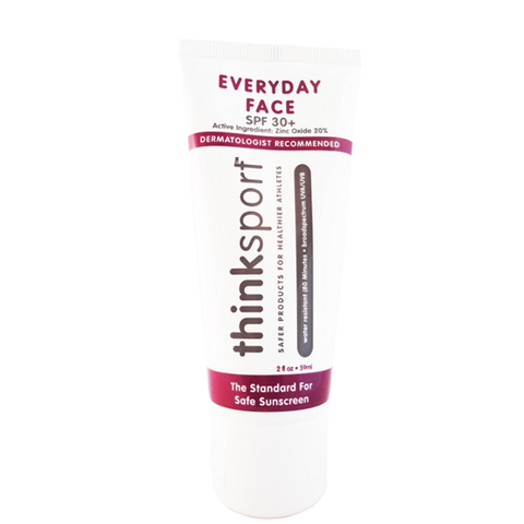 Thinksport Everyday Face Sunscreen SPF 30 (3oz)