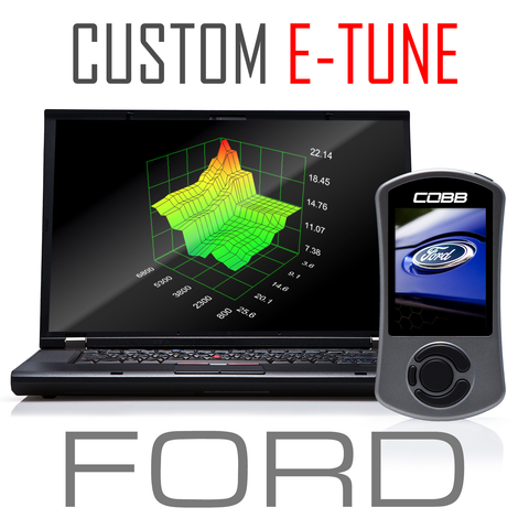2014+ 1.6L Fiesta ST E-tune Package (Single Tune)